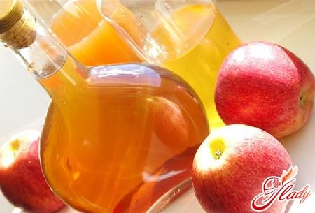 яблочный уксус рецепт приготовления