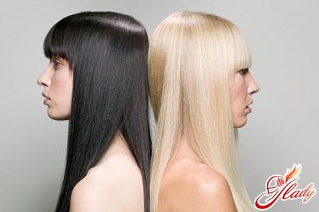 как смыть краску с волос народными средствами