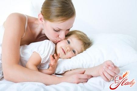 нарушение сна у грудных детей