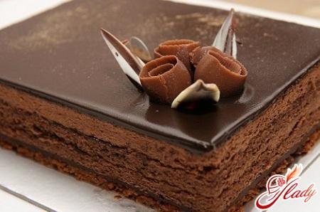 Вкусные торты в домашних условиях