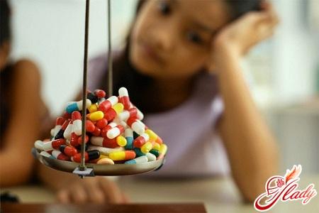 аллергия у детей лечение заболевания