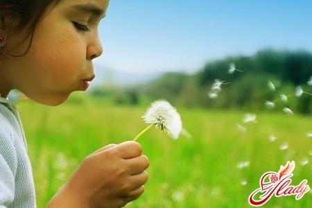 аллергия у детей симптомы