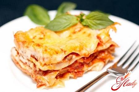 паста рецепт болоньезе