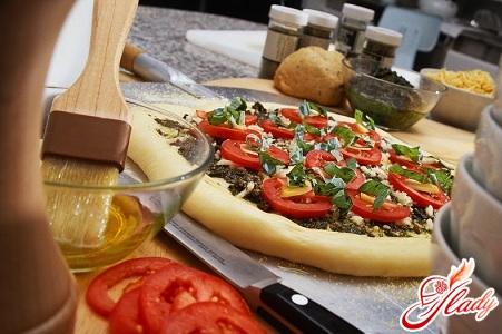 пицца минутка рецепт