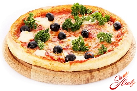 быстрая пицца минутка рецепт