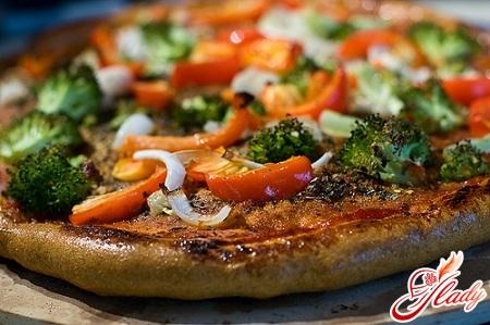 приготовление пиццы в аэрогриле