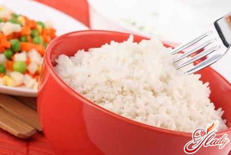 полезная рисовая диета 9 дней