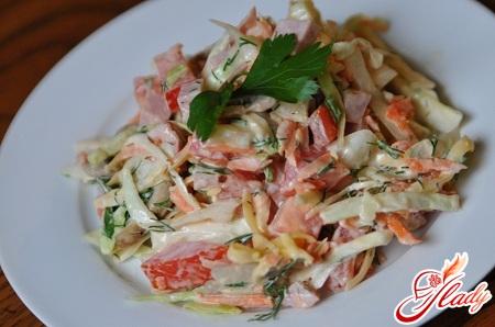 салат венеция рецепт