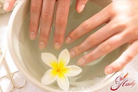 Секреты правильного ухода за ногтями