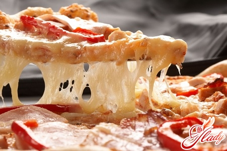 как правильно приготовить пиццу самостоятельно
