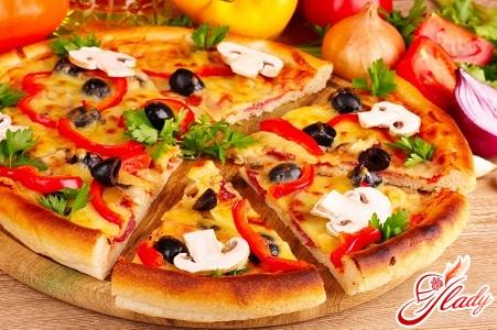 как правильно готовить пиццу
