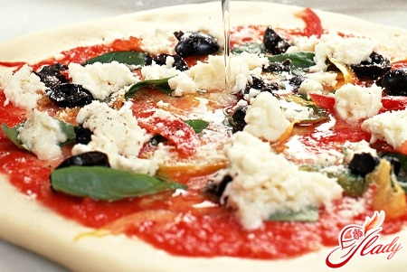 как вкусно приготовить пиццу