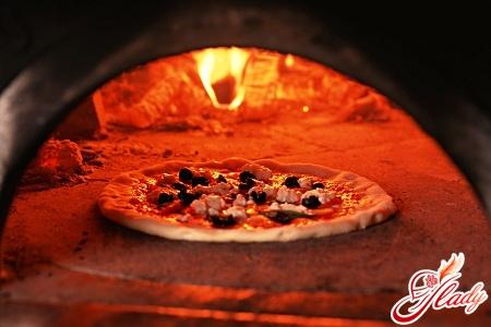 как приготовить вкусную пиццу дома