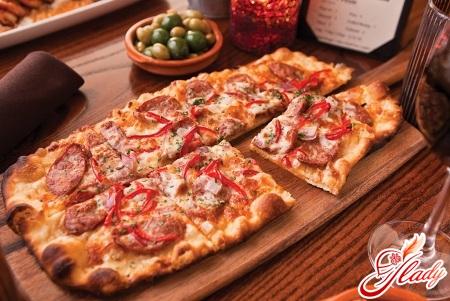 начинка для пиццы ассорти