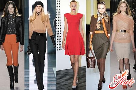 модный английский стиль в одежде