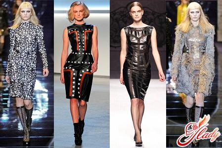 модный готический стиль в одежде