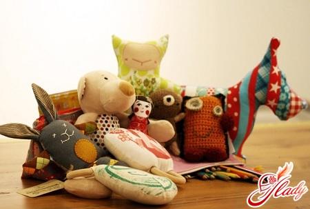 игрушки своими руками для детей