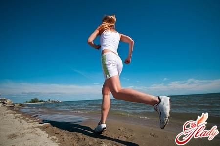 быстро похудеть в ногах