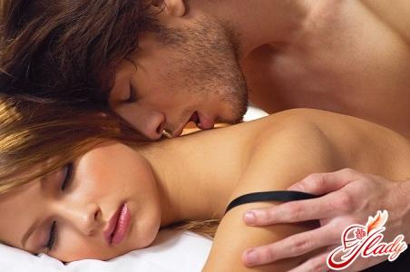 Как расслабиться во время секса