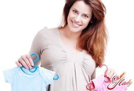 как узнать пол ребенка на раннем сроке беременности