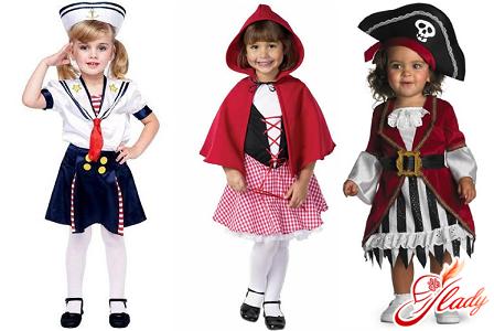 Новогодние костюмы для девочек своими руками - photo#7