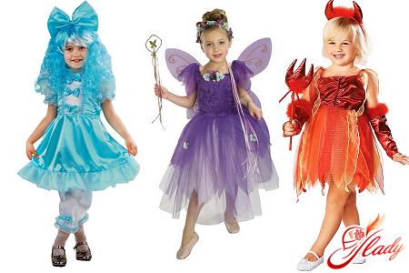 Новогодние костюмы для девочек своими руками - photo#10
