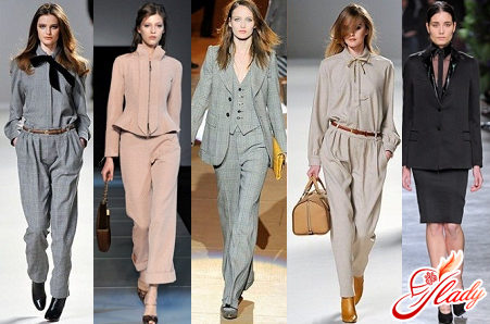 модный офисный стиль одежды