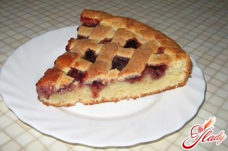 вкусный пирог на майонезе