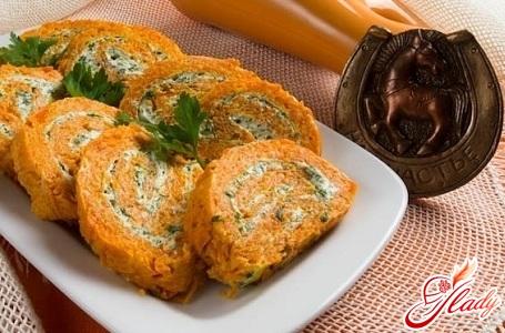 Праздничные закуски и салаты