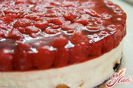 вкусный торт желе