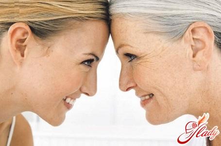 хороший уход за кожей лица после 50 лет
