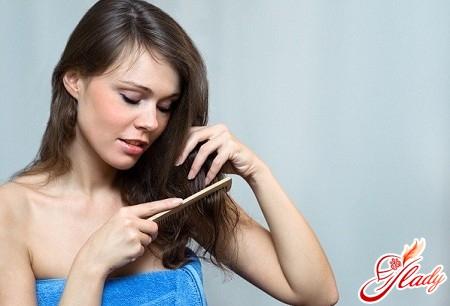 средства для блеска волос