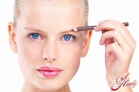 как делать макияж правильно