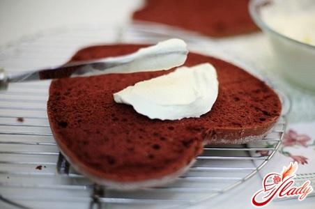 рецепт вкусных бисквитных пирожных
