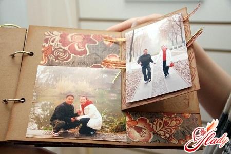 Как сделать фотоальбом парню своими руками