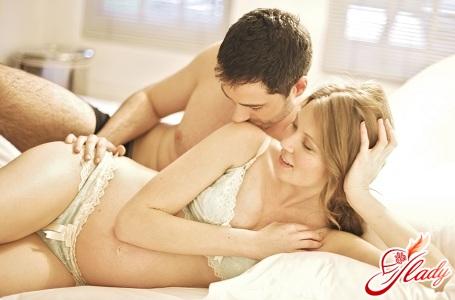 позы в сексе для беременных
