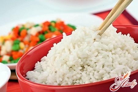 рисовая диета 7 дней