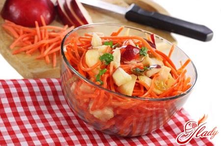 рецепты салатов без майонеза