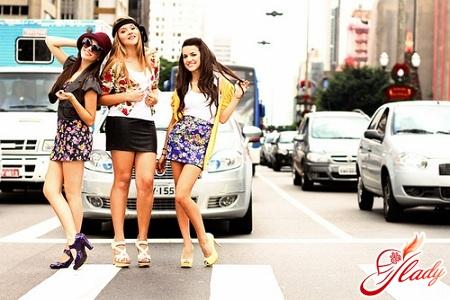 стили одежды для подростков