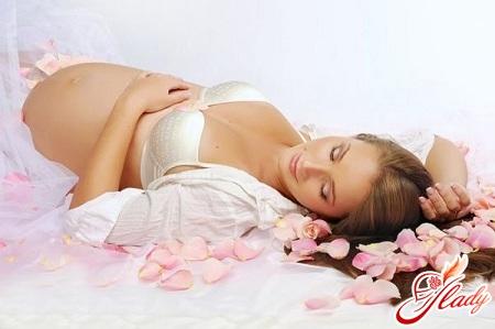 неприятные страхи при беременности