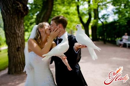 свадебные суеверия и приметы