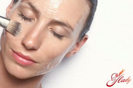 Маски лица при пористой жирной кожей лица