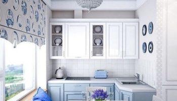 Какие шторы выбрать на кухню? Модель, ткань, цвет