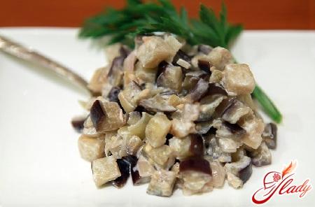 баклажаны тушёные рецепт с фото