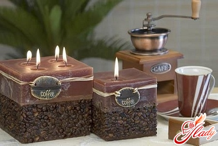 как сделать свечу в домашних условиях