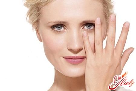 эффективное средство от морщин под глазами
