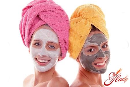 маски для лица от прыщей