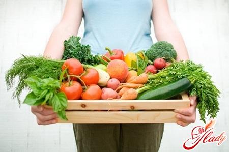 меню здорового питания женщин после 35 лет