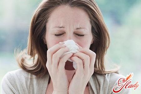 аллергия на собак симптомы