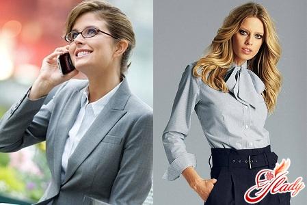 имидж современной деловой женщины